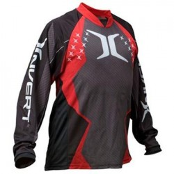 Invert Jersey: Prevail ZE Red taille XS