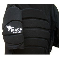 Paracostole paintball Black Eagle Corporation Nero taglia L/XL