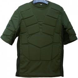 Paracostole Padded Black Eagle Corporation Verde L XL