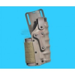 Safariland Waist-hanged version universal gun holster (DE)