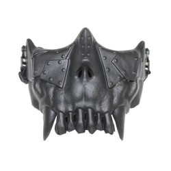 Desert Corp DC-03 Full Face Mask Black