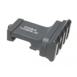 GG&G Offset Tactical Rail For Flashlight/Laser