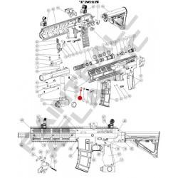 42 MAGAZINE Devisser la vis TM15 ref 17812