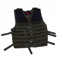 Gilet tactique airsoft Bravo Black Eagle Corporation Cam