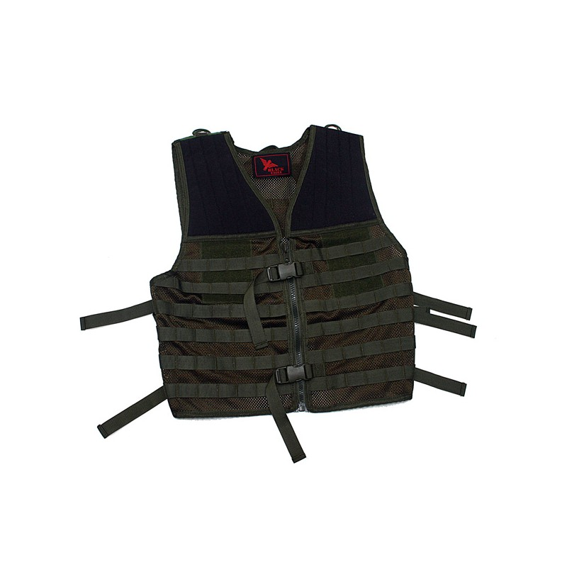 Il Gilet tattico airsoft Bravo Black Eagle Corporation Cam