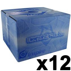 12 cartons de billes de paintball Inspire