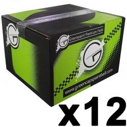 12 cartons de bille paintball