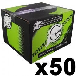 50 boîtes de billes paintball