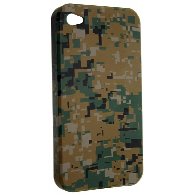 coque iphone4 camoholic marpat