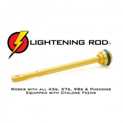 Techt lightening rod