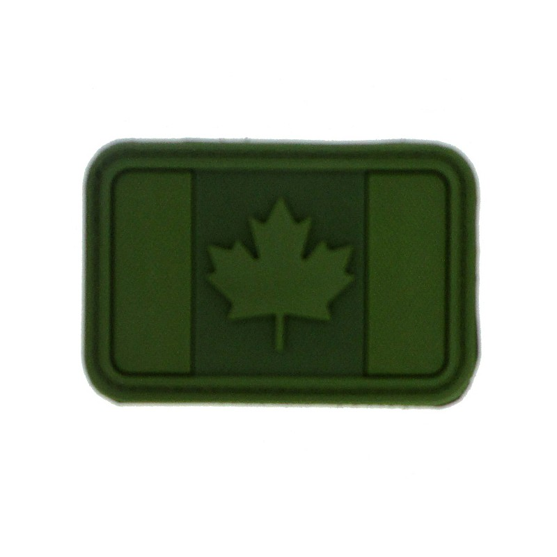 Patch Canada Basse visibilité