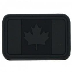 Patch Canada noir