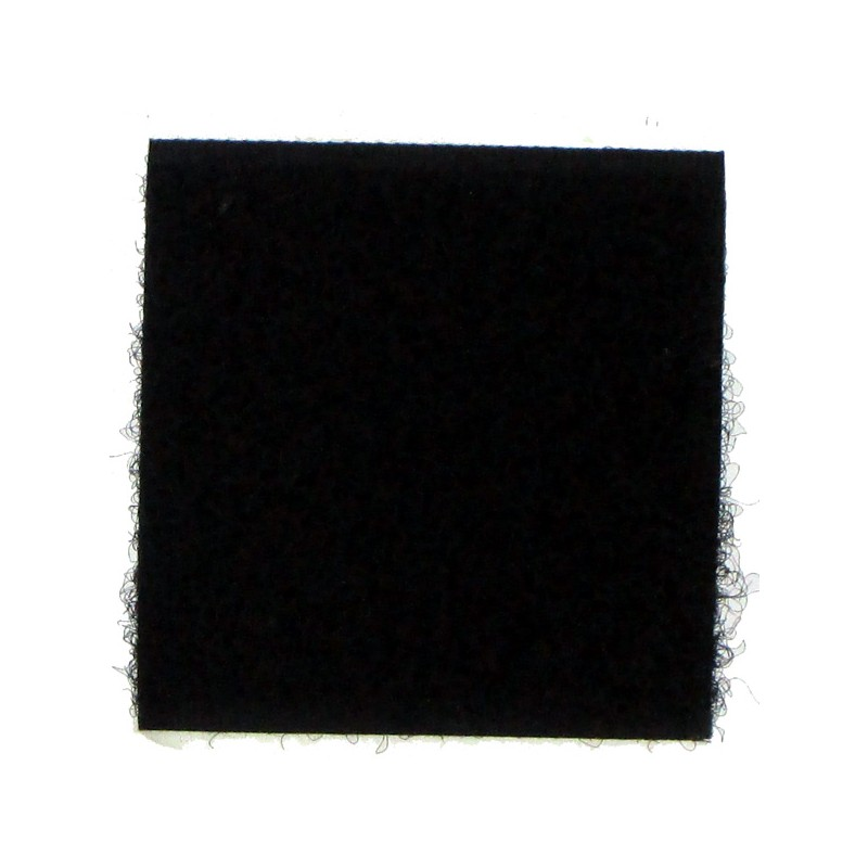 Scratch adhésif noir