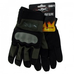 Gants WX noir XL