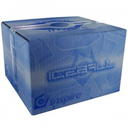 Inverno palla paintball Inspire Iceball - Blue Ice