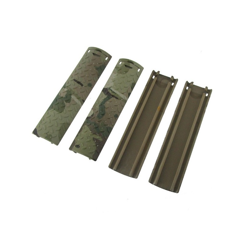Rail Cover Multicam X4