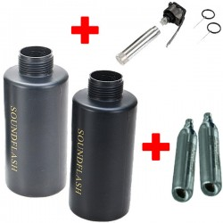 Kit découverte 2 grenades Sound Flash