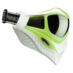 Masque paintball V-Force Grill Lime White