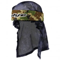 Dye Headwrap - Global Camo