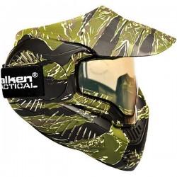 Masque Valken Annex MI-7 Tiger Stripe