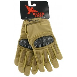 Airsoft Mil Star Tan Gloves BE L
