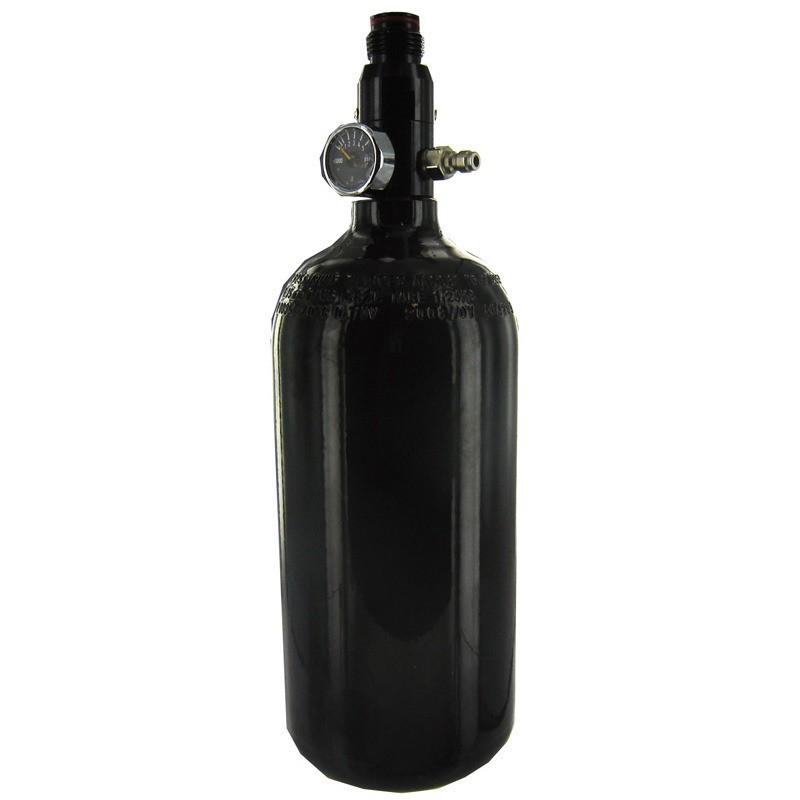 Bottiglia 0.8L Alu per sistema HPA Airsoft