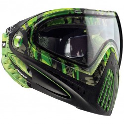 Masque DYE I4 Tiger Lime thermal