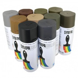Peinture militaria 400ml Or Brillant