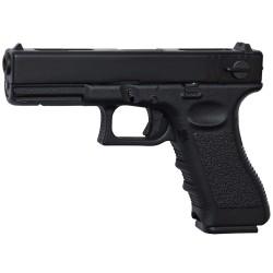 Réplique de glock G19 noir metal