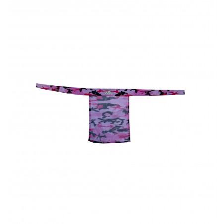 Headwrap Bunker Kings pink camo