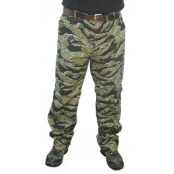 Pantalon Tactical Tiger Stripe Taille Xl [Black Eagle]