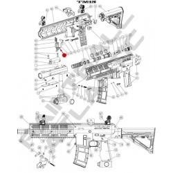 60 RESSORT DU CHAMPIGNON TM7 ref 17623