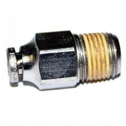 Raccord micro 4mm droit