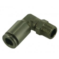 Raccord mAcroflex 90° 6 mm