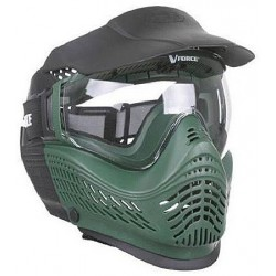 Masque V-Force Shield PRO Green Metal