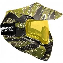 Paintball protection masque Annex MI7 Tigger avec verre Jaune