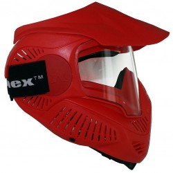 Accessoir paintball : masque Annex MI-3 Single rouge