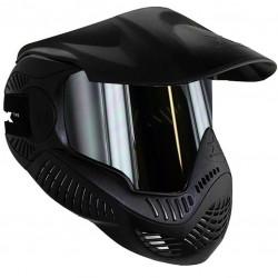 Masque de paintball Black thermal avec effet miroir MI-3