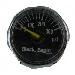 Manomètre 0 5000 Psi Black Eagle