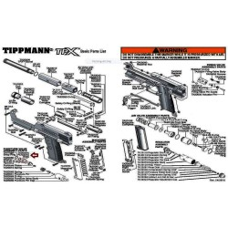 Tippmann Tru-Feed 12rd Magazine 2pack / TiPX, TCR