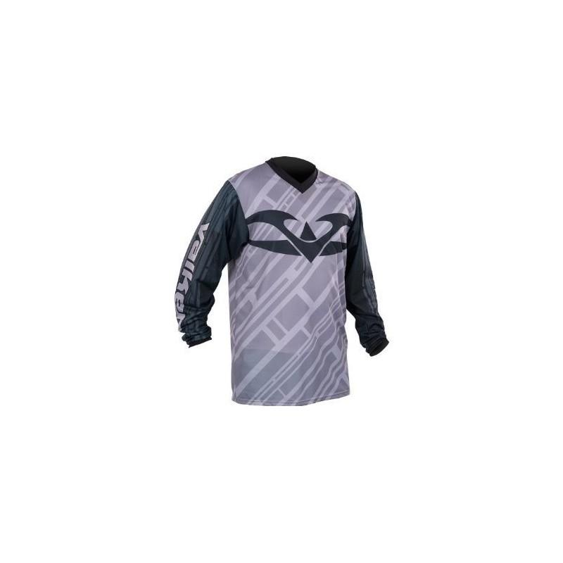 Fate II Jersey Black Grey Large