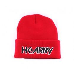 HK Army Beanie Red