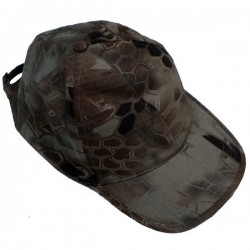 Cap Highlander Camouflage Black Eagle