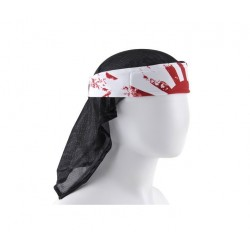 HK Army Rising Sun Headwrap