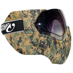 Masque paintball Sly Profit Full Marpat