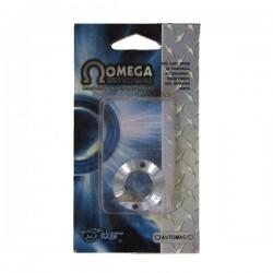 Airgun Designs Automag Velocity Lock Screw Omega Silver MAG