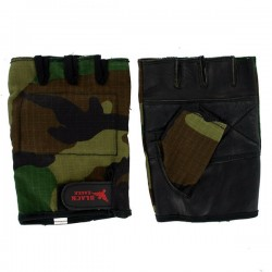 Mitaines Black Eagle Camo green XL