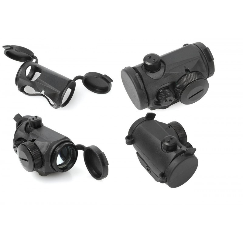 Rubber protection For Mini Red Dot Black