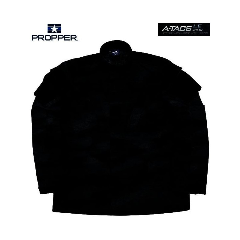 Veste Propper A-TACS Black XL Black Eagle