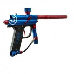 Azodin Blitz Evo Paintball Gun BlueRed